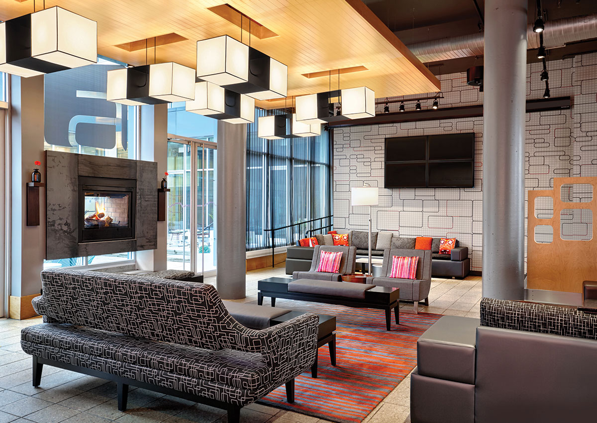 A Loft Hotel Montreal Airport